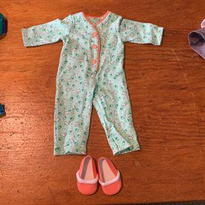 American Girl Doll pJs for Sale in Germantown, MD