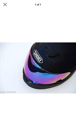 Irridium X11 CX1V CX1 v Shoei Helmet Visor Shield RF1000 TZR XR1000 RF 1000 XR for Sale in Springfield, VA