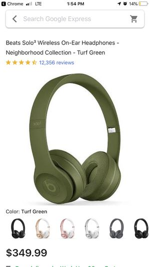 Beats solo 3 wireless for Sale in Lexington, KY