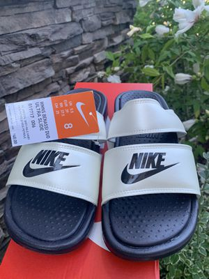 Nike slide sandal women's size 8. Firm for Sale in Renton, WA