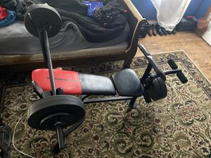 WeiderPro Weight Lifting Set for Sale in Jackson Township, NJ