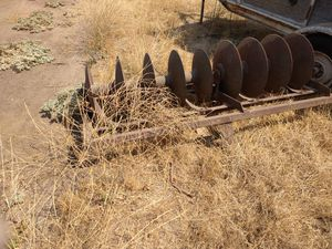 Old farm equipment for Sale in Waterford, CA