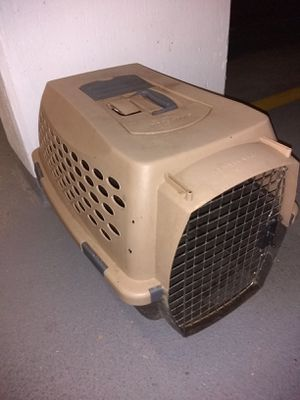 Small to Medium Dog Crate Kennel Carrier for Sale in Alexandria, VA