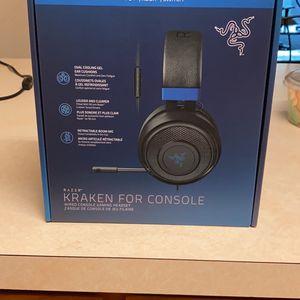 Kraken Headphones for Sale in Woodway, TX