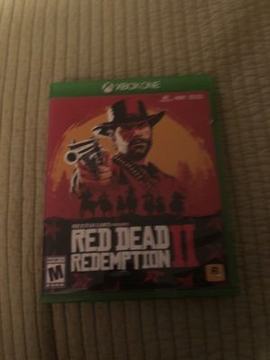 Red Dead Redemption 2 NEW! for Sale in West Friendship, MD