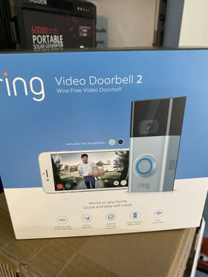 Ring Video Doorbell 2 for Sale in Glendale, CA
