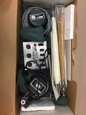 Novatron studio lights for Sale in Miramar, FL