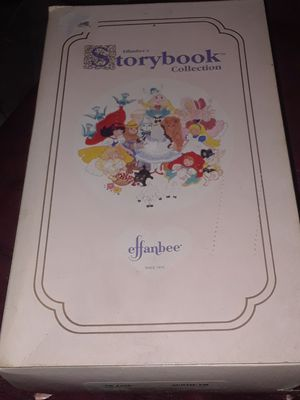 Story book porcelain doll for Sale in Reading, PA