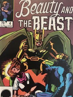 Marvel Comics - Beauty And The Beast #4 for Sale in SeaTac,  WA