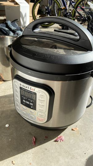 Instant pot ipduo80 for Sale in Portland, OR