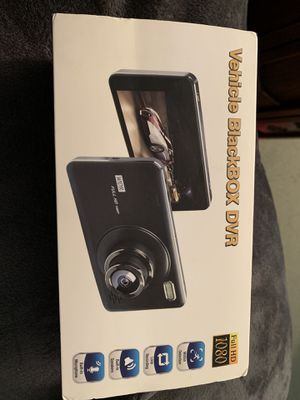 Vehicle dash camera for Sale in Grosse Pointe Woods, MI