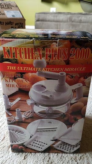 Kitchen Plus 2000 - Chopper/Slicer/Grater/etc. for Sale in Lancaster, PA