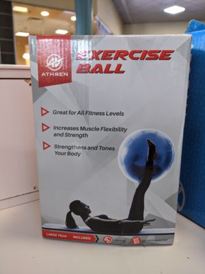 Exercise ball for Sale in Springfield, MA