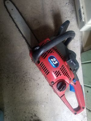 18 chainsaw homelite for Sale in Santee, CA