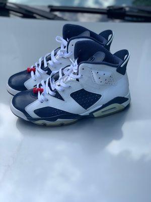 Jordan 6 Olympic Size 10.5 for Sale in Dallas, GA