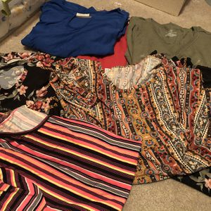 Lot Of NWT Bobbie Brooks Tops Size XL 1X for Sale in Garner, NC