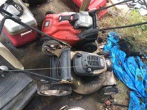 LAWN MOWERS FOR SALE NOT RUNNING for Sale in Temple Hills, MD