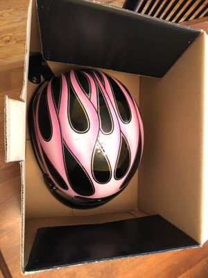 Ladies Motorcycle Helmet size small, pink for Sale in Baton Rouge, LA
