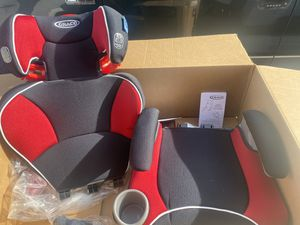 Graco Affix Highback Booster Seat with Latch System for Sale in Harrisburg, PA