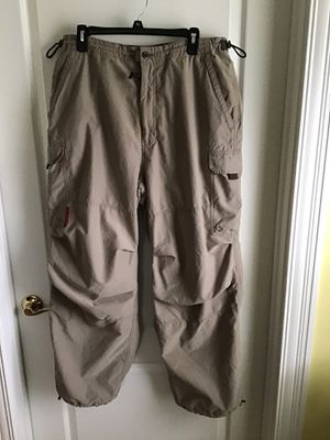 Men's Abercrombie &Fitch Cargo Paratrooper Lined Pants for Sale in Paducah, KY