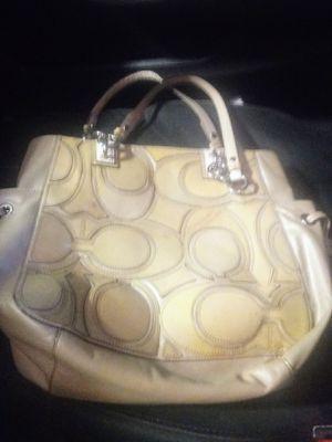 Coach purse for Sale in Tulsa, OK