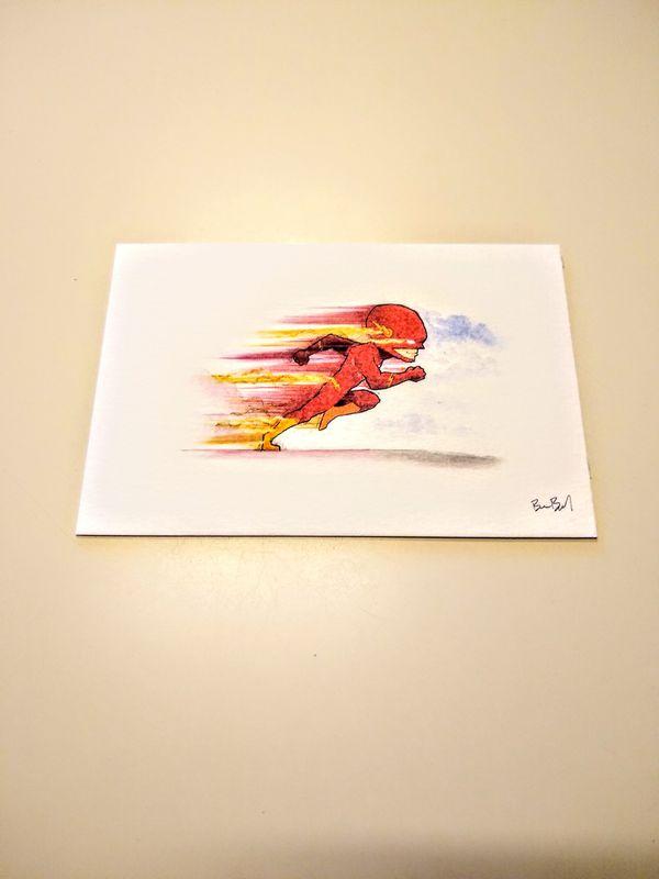 Assorted Watercolor Prints