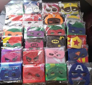 Super hero costume halloween costume batman superman black panther spider man captain america and more for Sale in Bellflower, CA