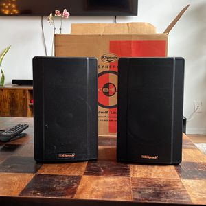 Klipsch KB1.1 Bookshelf Speakers - 2 Sets Of 2 for Sale in New York, NY