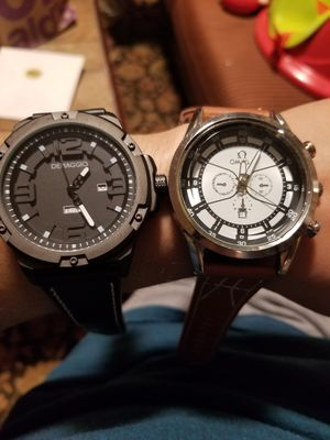 MENS WATCHES TRIO ALL 3 FOR $110 for Sale in Fairfax, VA