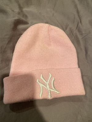 Ny yankees pink wool hat for Sale in Philadelphia, PA