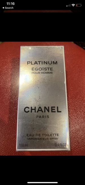 Authentic CHANEL perfume for men 100 ml : GREAT DEAL ! for Sale in Bell, CA
