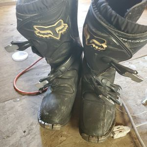 Fox Racing Tracker Boots for Sale in Hesperia, CA
