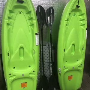 Lifetime kayak Dash66 for Sale in Orlando, FL