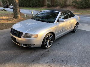 Audi A4 for Sale in Gaithersburg, MD