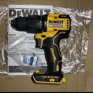 Dewalt 20V Atomic Cordless Hammer Drill. Tool Only. for Sale in Chicago, IL