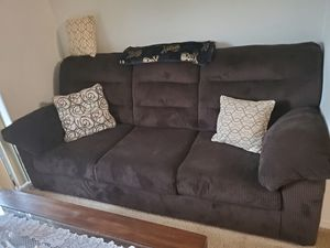 Couch with full size bed for Sale in NEW PRT RCHY, FL