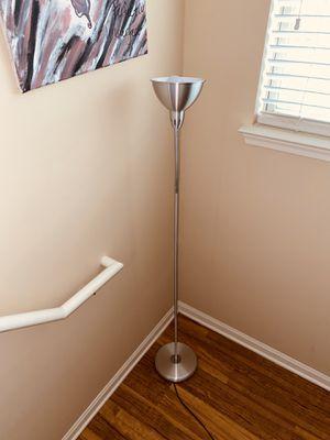 Aluminum Gooseneck Adjustable floor lamp for Sale in Nashville, TN