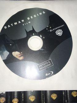 The Dark Knight Trilogy Blu-Ray for Sale in Everett,  WA