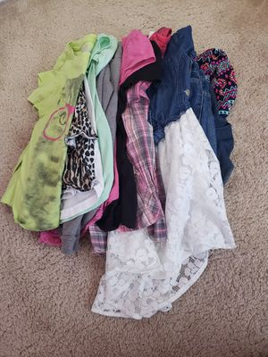 Girls clothing LOT of 12 items. Size 7/8 $20 #004 for Sale in Dinuba, CA