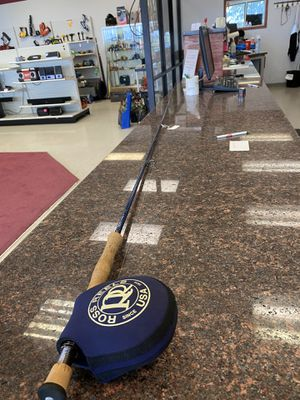 Echo fishing rod for Sale in Wells Branch, TX
