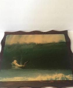Vintage Hawaii Surfer Picture Art for Sale in Whittier,  CA