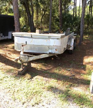 1994 Cres14 foot trailer for Sale in Venice, FL