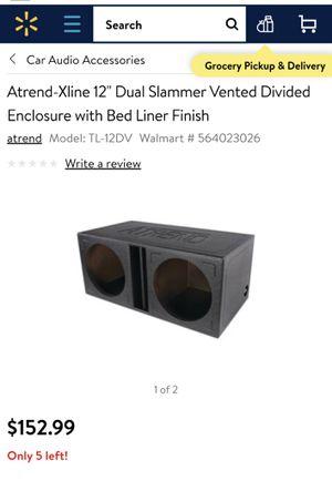 ATrend Premium Speaker Box for Sale in Weslaco, TX