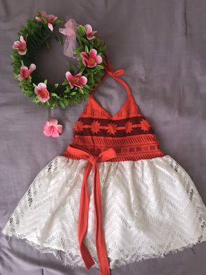 Moana outfit for Sale in Moreno Valley, CA