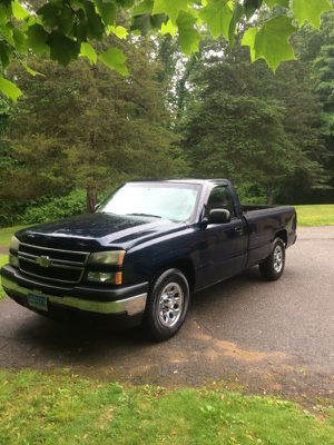 2006 Chevy Silverado Truck Mechanic Special Needs Trans Work for Sale in Woodbury, CT