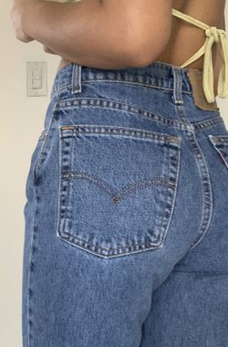 Vintage Levi's high waisted jeans. for Sale in Brooklyn,  NY