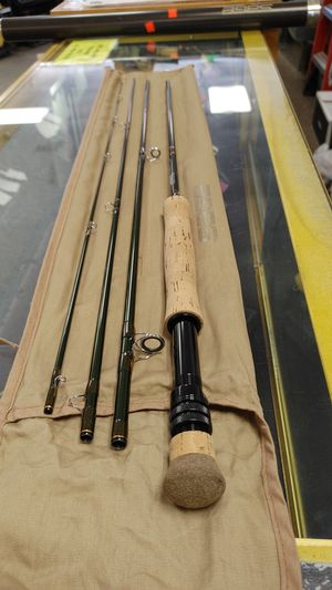 Sage fly fishing poles for Sale in Arlington, WA
