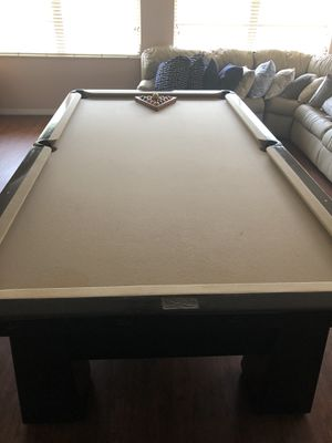 Pool table A.E.schmidt cop for Sale in Tampa, FL