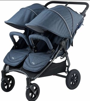 Valco baby double stroller neo twin for Sale in Lawndale, CA