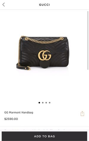 Gucci GG Marmont Large Handbag for Sale in Dearborn, MI